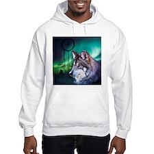 dream catcher northern light wol Hoodie