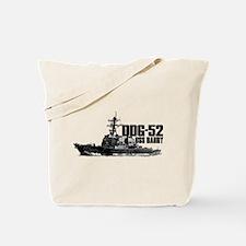 DDG-52 Barry Tote Bag