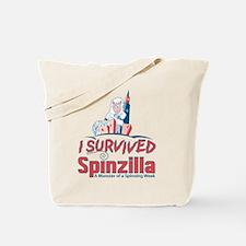 Funny Fiber Tote Bag