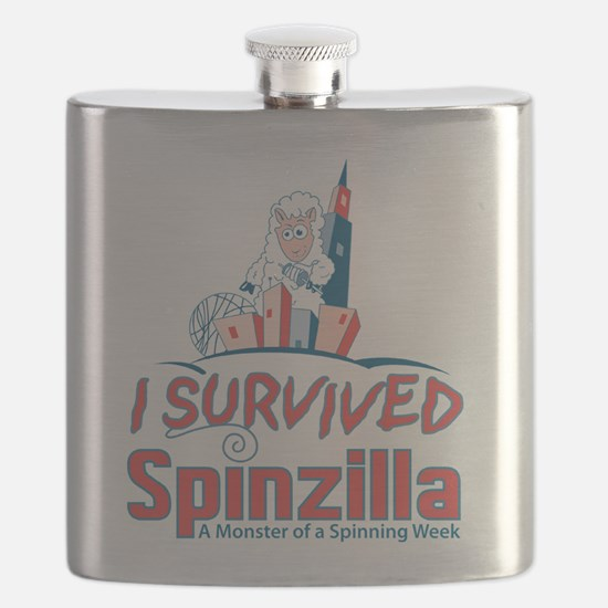 Funny Spinning Flask