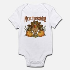 Baby's 1st Thanksgiving Infant Bodysuit