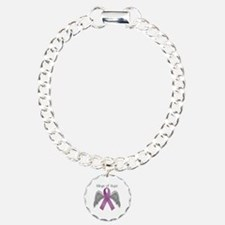 Wings of Hope in Purple Bracelet