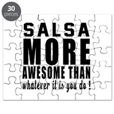 Salsa more awesome designs Puzzle