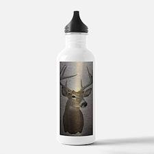 grunge texture western Water Bottle