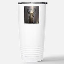 grunge texture western Stainless Steel Travel Mug