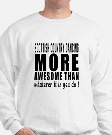 Scottish Country Dancing more awesome d Jumper