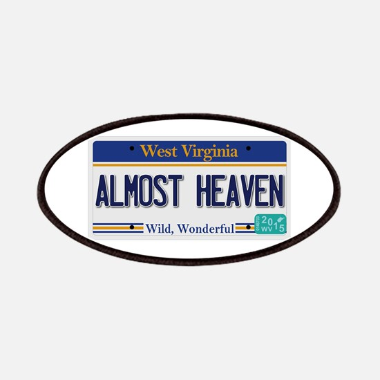 West Virginia - Almost Heaven Patch