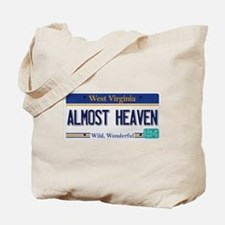 West Virginia - Almost Heaven Tote Bag