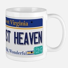 West Virginia - Almost Heaven Mug