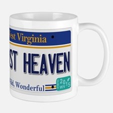 West Virginia - Almost Heaven Small Small Mug