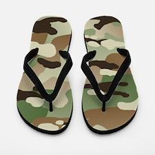 U.S. Army New Camouflage Pattern Flip Flops