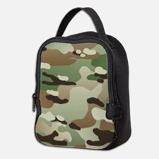 U.S. Army New Camouflage Patter Neoprene Lunch Bag