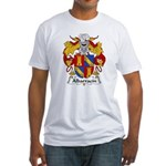 Albarracin Family Crest Fitted T-Shirt