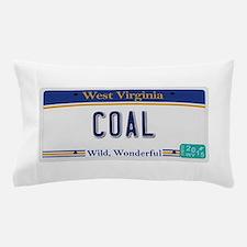 West Virginia - Coal Pillow Case