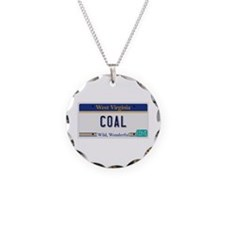West Virginia - Coal Necklace