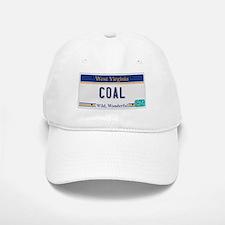 West Virginia - Coal Baseball Baseball Cap