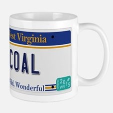 West Virginia - Coal Mug