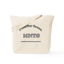 Norfolk Syndrome Tote Bag