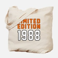 Limited Edition 1988 Tote Bag
