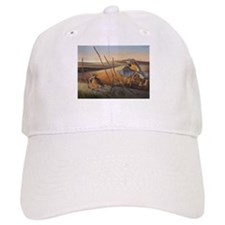 Flight of Gold Baseball Baseball Cap