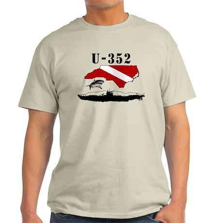 U-352 Wreck Diver Original Sc T-Shirt
