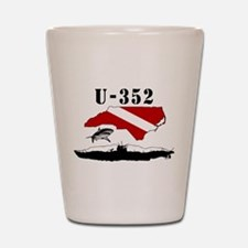 U-352.png Shot Glass