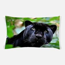 Black Panther Cat Pillow Case