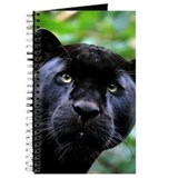Black panther Journals & Spiral Notebooks