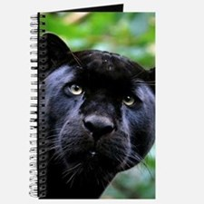 Black Panther Cat Journal