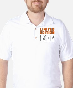 Limited Edition 1986 Golf Shirt