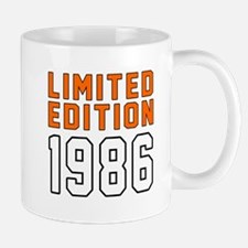 Limited Edition 1986 Mug