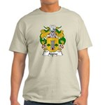 Alamo Family Crest Light T-Shirt