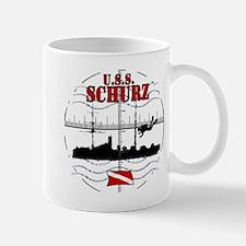 uss schurz scope07 Mugs