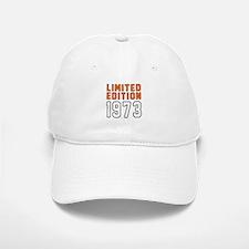 Limited Edition 1973 Baseball Baseball Cap