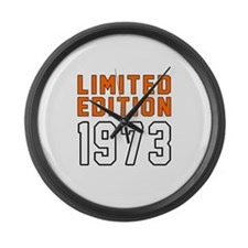 Limited Edition 1973 Large Wall Clock