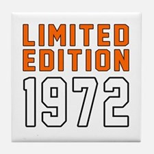 Limited Edition 1972 Tile Coaster
