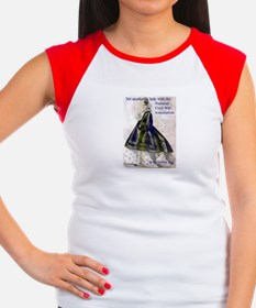 Another lady Women's Cap Sleeve T-Shirt