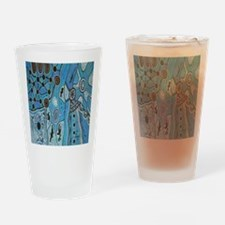 Tribal Lands Drinking Glass