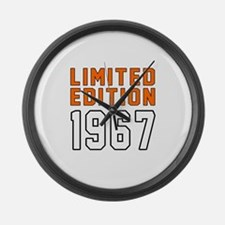 Limited Edition 1967 Large Wall Clock