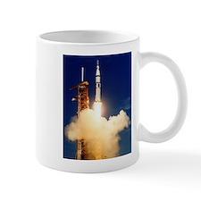 Launch of Apollo's Saturn 1B Rocket Mugs