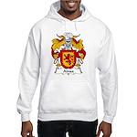Ainsa Family Crest Hooded Sweatshirt