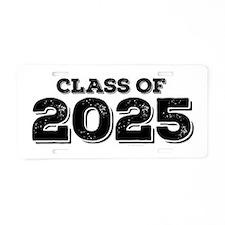 Class of 2025 Aluminum License Plate