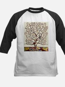Klimt tree of life Baseball Jersey
