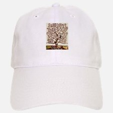 Klimt tree of life Baseball Baseball Cap