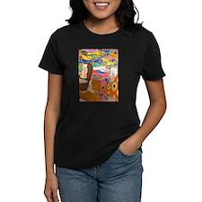 Gustav Klimt, Hope ii T-Shirt