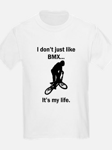 BMX Its My Life T-Shirt