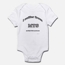 Toller Syndrome Infant Bodysuit