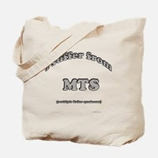 Toller Syndrome Tote Bag