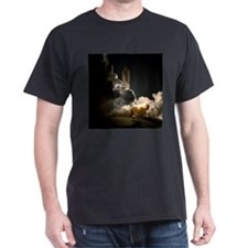 STS-104 Launch of Space Shuttle Atlantis T-Shirt