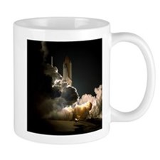 STS-104 Launch of Space Shuttle Atlantis Mugs